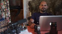 registrazione per documentario rai