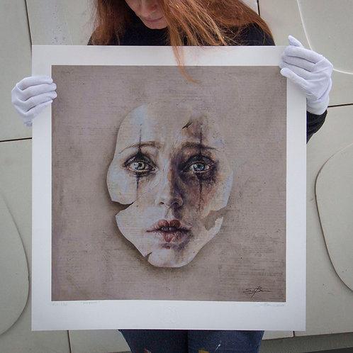 PIERROT - Impressão Fine Art