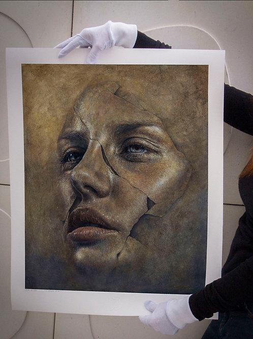 FRAGMENTO BRONZE - Impressão Fine Art