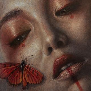"Detalhe de ""Metamorfose""/ Detail of ""Metamorphosis"""