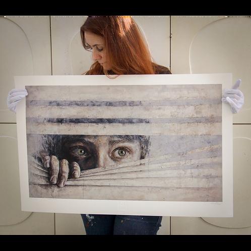 PERSIANA - Impressão Fine Art