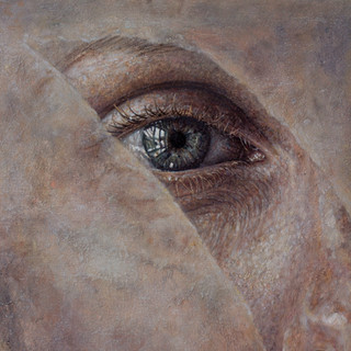 """Detalhe de """"Através da Janela""""/ Detail of """"Through the Window"""""""