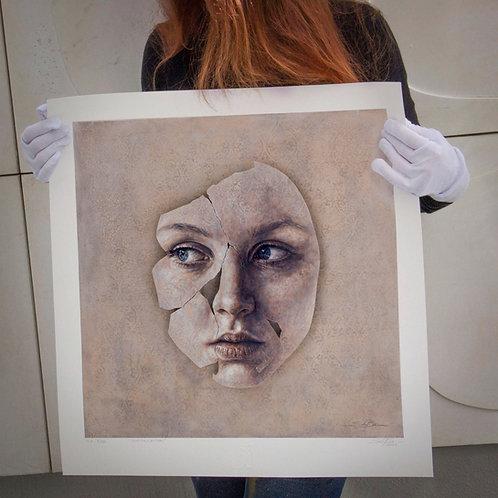 PORCELANA - Impressão Fine Art