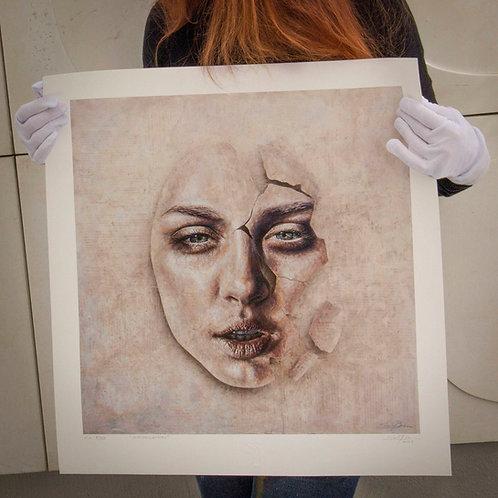 INFOXICATION - Impressão Fine Art