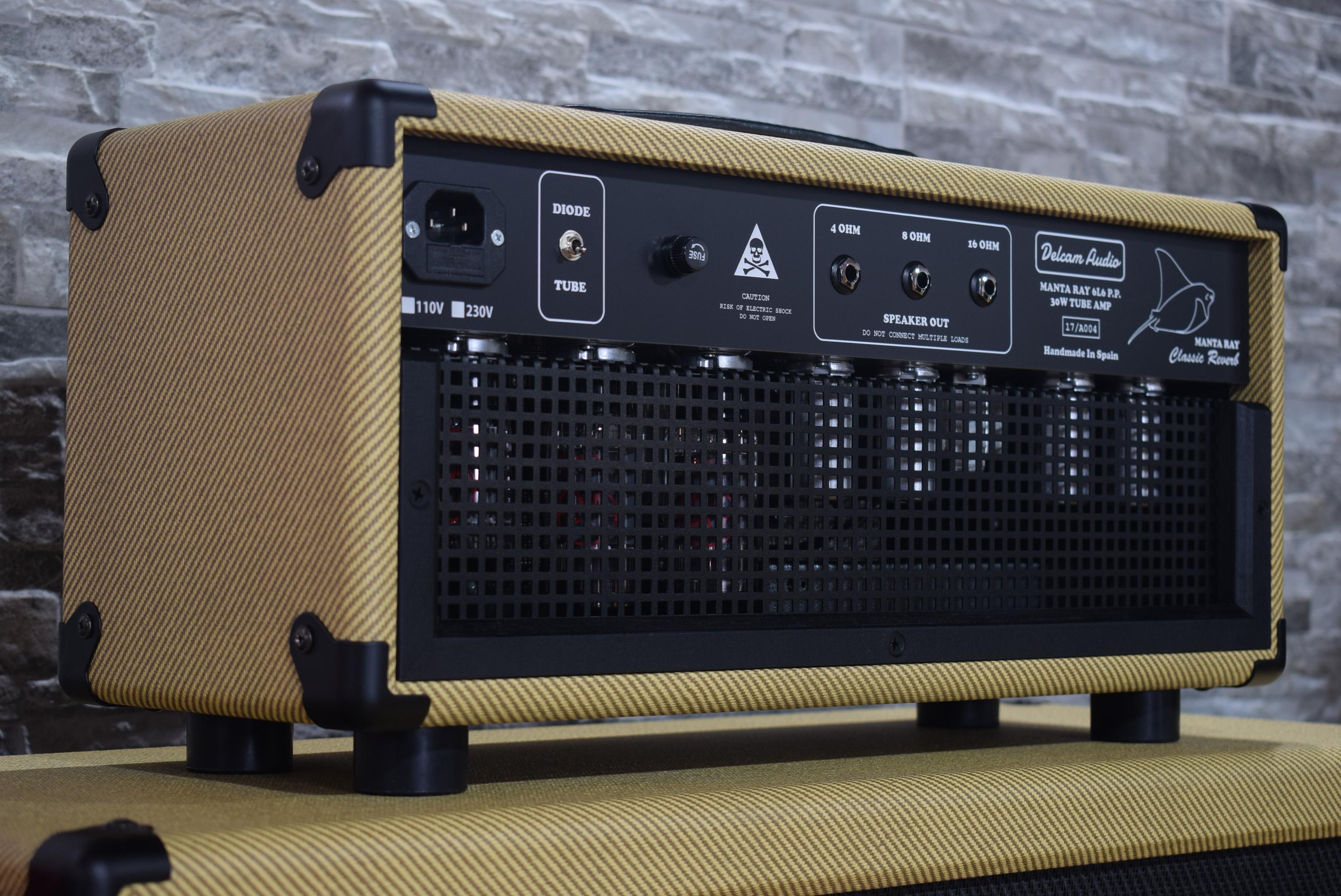 Delcam Audio MANTA RAY 4