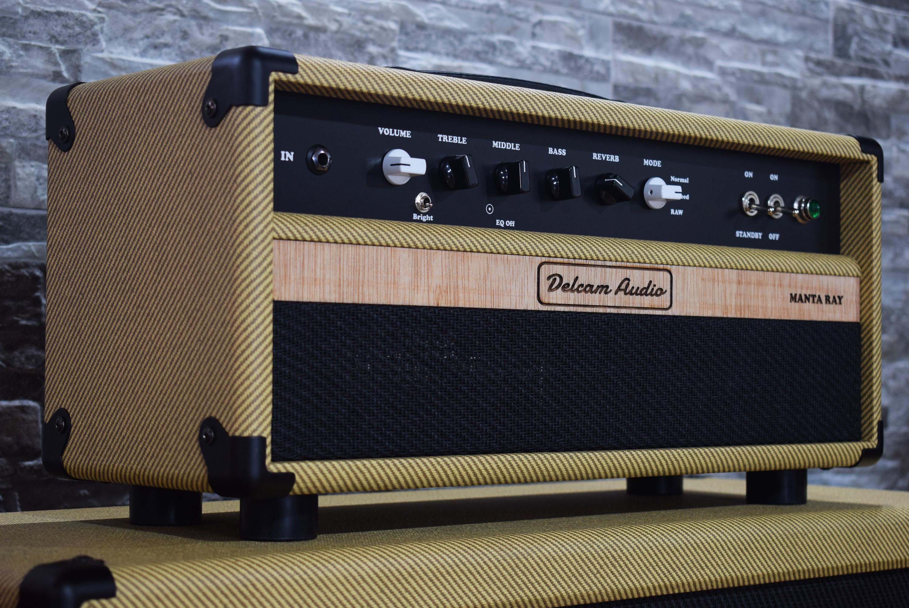 Delcam Audio MANTA RAY 2