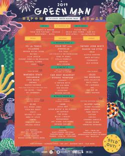 Green Man Festival GG