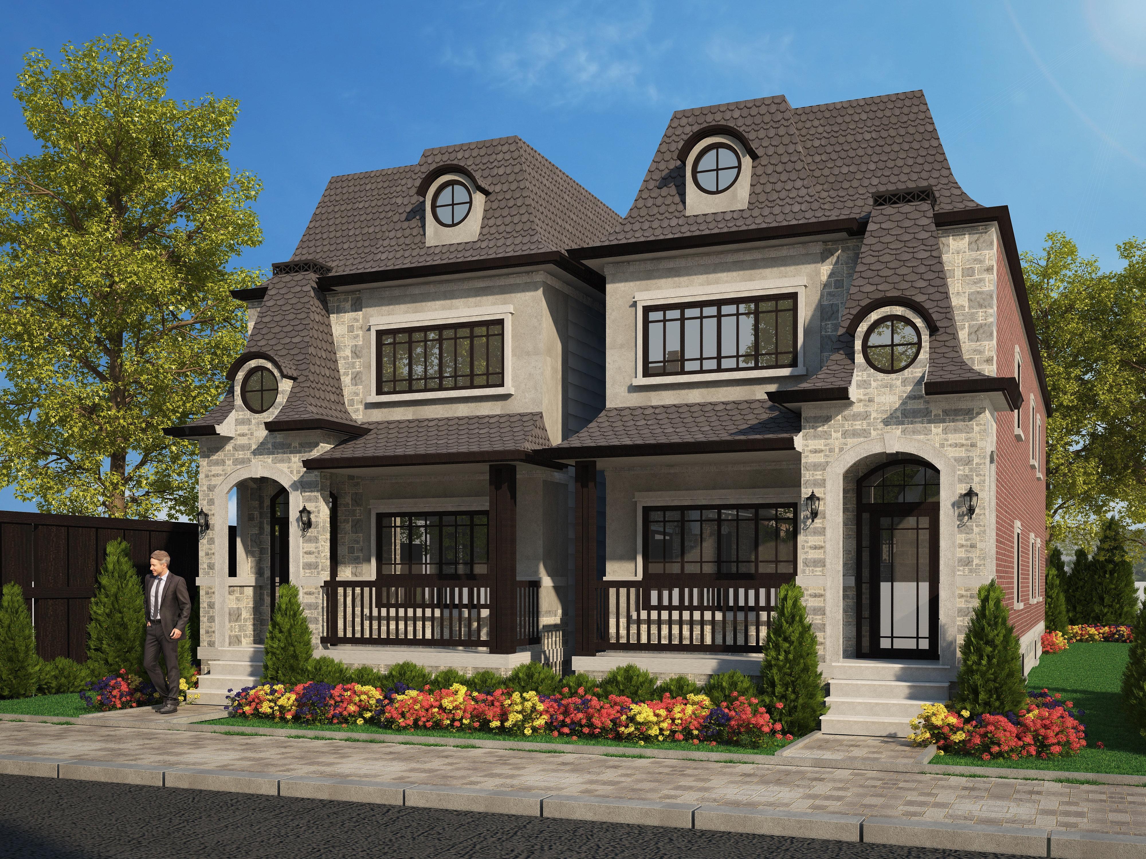 Custom Home Designs Oakville Custom Homes Design  DesignBuild - Custom homes design