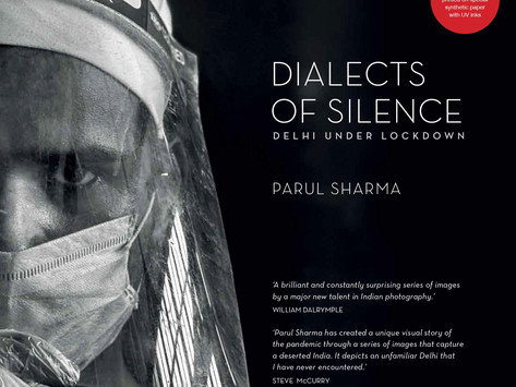 'Dialects of Silence': Photographer Parul Sharma captures Delhi under lockdown