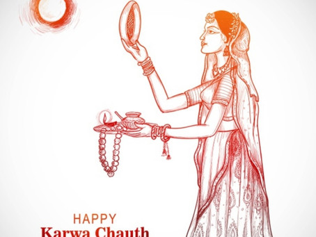 Karva Chauth - A Festival Popularized by a Film