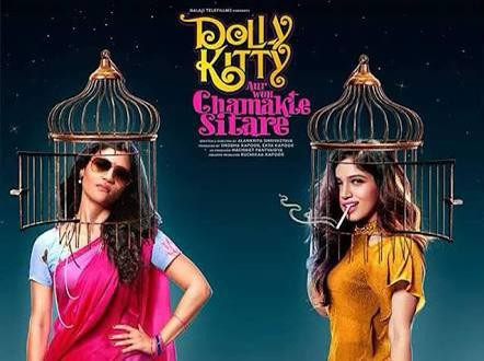 Movie Review—Dolly Kitty Aur Woh Chamakte Sitaare