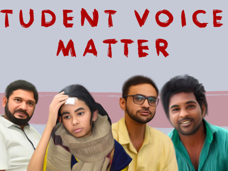 Half of India's population is under 25, but students in mainstream politics are still a minority.