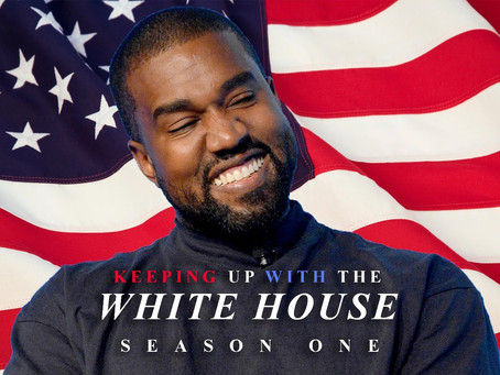 Keeping Up with the Kardashians — the White House Edition