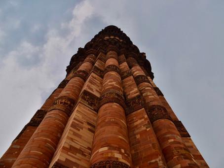 Photo walk at Qutub Minar