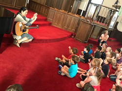 Chapel Time with Pastor Grace
