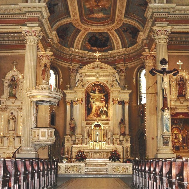 The Friends of St. Alphonsus Concerts on Constance Fall 2021