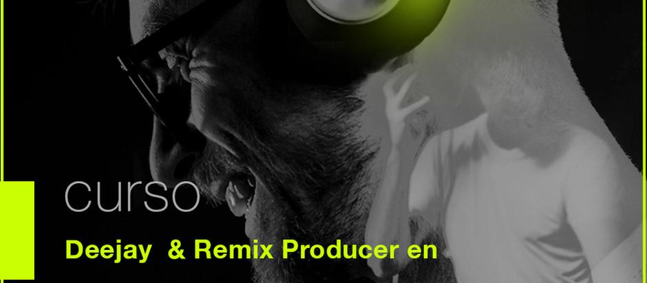 NUEVO CURSO CERTIFICADO DE DEEJAY & REMIX PRODUCER EN TAN SOLO #3 #MESES