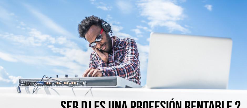 ¿ Ser DJ es una profesión rentable ? by Esteban Pérez