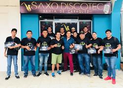 Seminarios por todo Ecuador