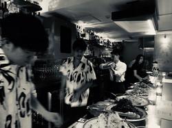 メスカル&タコス イベント@inc cocktails