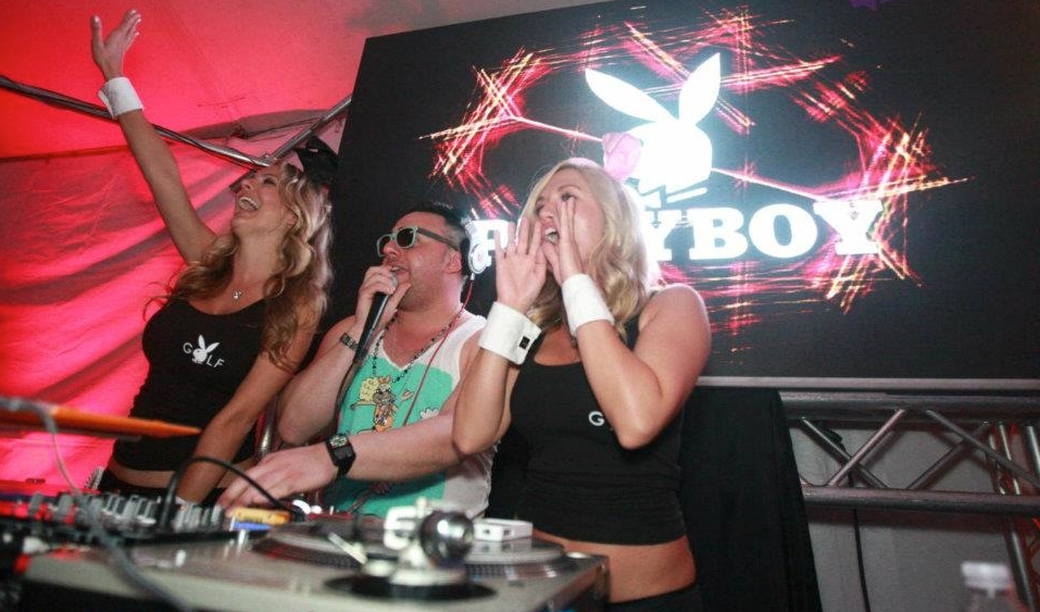 dj jove playboy mansion 2012