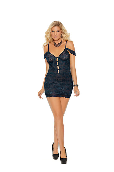 Mariah Chemise Queen Size