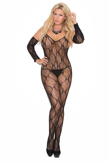 Brooke Body Stocking Set Queen Size