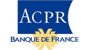 Le rôle de l'ACPR ( Partie II )