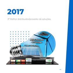 Prêmio - PHB - 2017