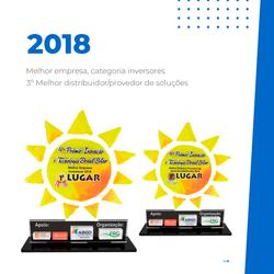Prêmio - PHB - 2018