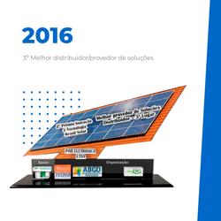 Prêmio - PHB - 2016