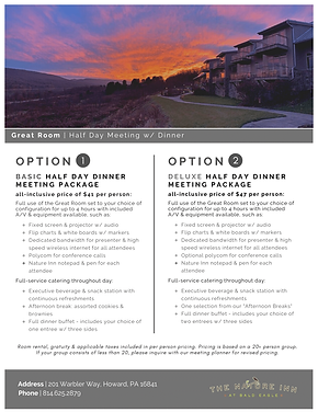 Great Room Half Day Dinner Packages.png