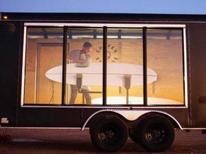 Shaper VIP – The World's First Mobile Surfboard Studio