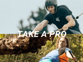 New Take A Pro Adventures