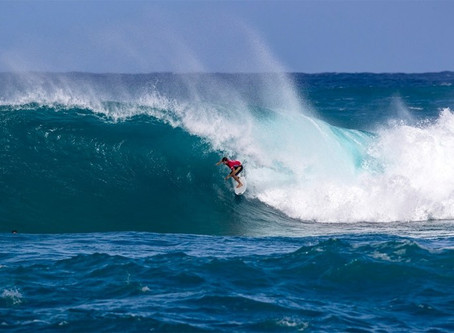 Jack Robinson Victorious in Vans World Cup of Surfing