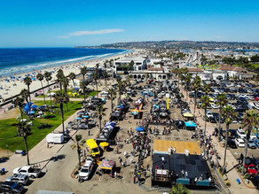 Views From The Vans x Sun Diego AM SLAM Surf and Skate Final