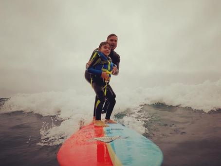 Get to Know Big Wave Surfer Jamie Sterling