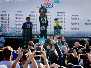 Adventure IO Guide Jesse Richman Crowned 2020 Red Bull King of the Air