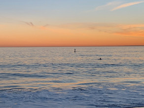 eFoiling in Laguna Beach:  From Hesitant to Hooked