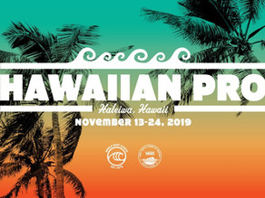 Best Waves From the Vans Hawaiian Pro