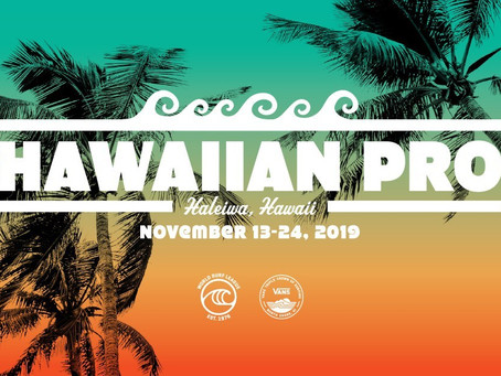 Best Waves From the Vans Hawaiian Pro