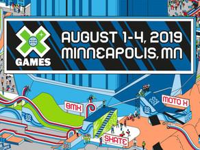 AIO Guides Go Big At X Games Minneapolis 2019