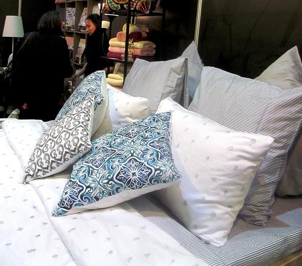 Выставка домашнего текстиля в Алматы, февраль 2019. (32 фото)