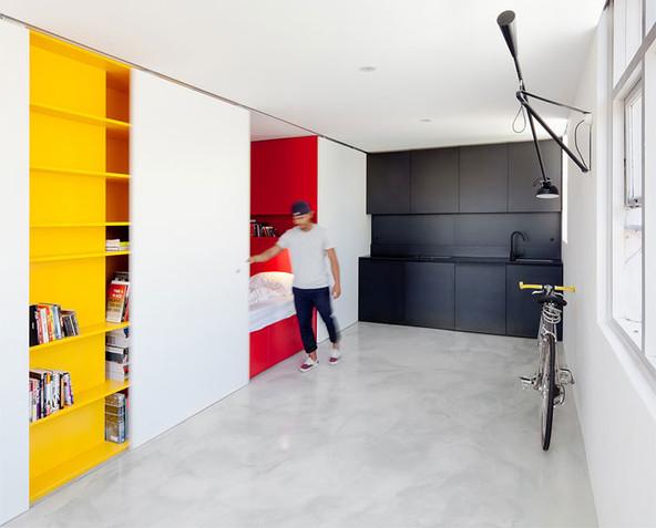 Что продумать при ремонте маленькой квартиры-студии. Советы бывалых.