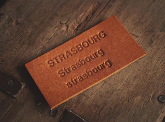Strasbourg cuir
