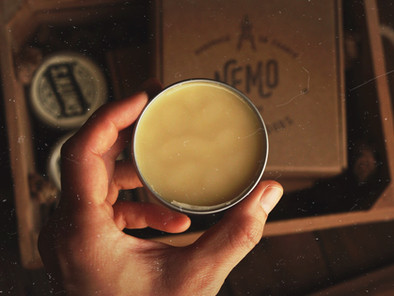 Smith's leather balm France