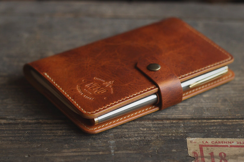 SEXTANT NOTEBOOK COVER (NAPOLI)