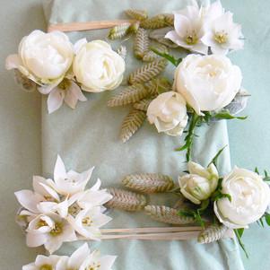 Clarucciableue - fleuriste - boutonnières