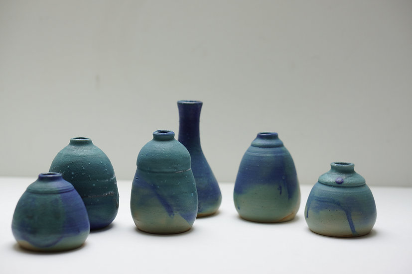 Vases TO - émail incroyable