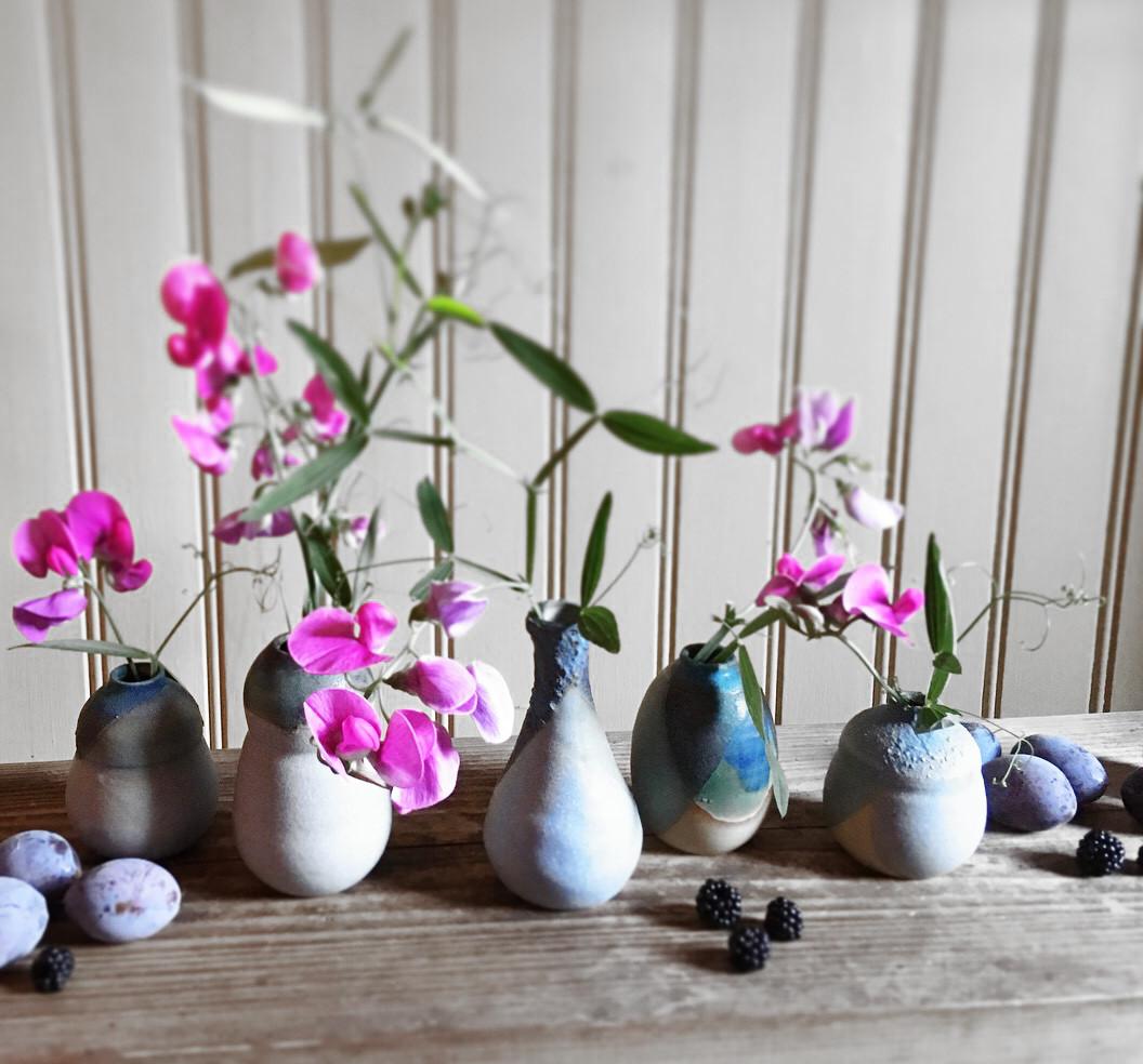 Clarucciableue - fleuriste - céramiste